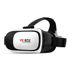 Wholesale game accessory: VR BOX 2nd 3D Glasses Virtual Reality Google Cardboard HeadMount for SmartPhone