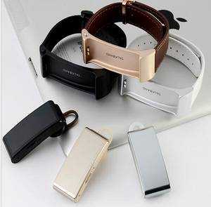 Wholesale bracelets: Hot Smart Bracelet New K2 Bluetooth Headset Intelligent Sports Watch Bracelet