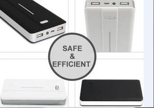 Wholesale mobile phone: New Product Rechargeable External Battery Charger Mobile Phone High Quality 20000mah Powe Bank
