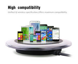 Wholesale Mobile Phone Chargers: New Arrive Wireless Power Bank Charger with CE RoHS