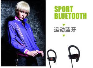 Wholesale Earphone & Headphone: New Wireless Bluetooth Headset Sport Handfree Stereo Headphone Colorfull Earphone Universal