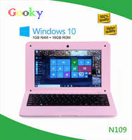 Big Promotion!!! Low Price Mini Laptop 10inch Quad Core WINDOWS10 Very Slim Wifi Netbook 2