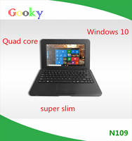 Big Promotion!!! Low Price Mini Laptop 10inch Quad Core WINDOWS10 Very Slim Wifi Netbook 3