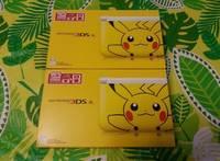 Brand Nintendo 3DS XL Yellow Pikachu Limited Edition US