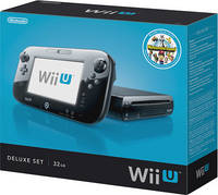 Nintendo' Wii U Console Deluxe Set with Nintendo' Land