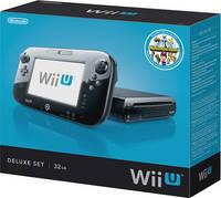 Nintendo' Wii U Console Deluxe Set with Nintendo' Land