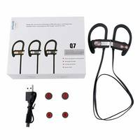 Hot Bluetooth Headphones Sanwo Wireles Earbuds Sport Bluetooth Earphones with Mic for Iphone Android