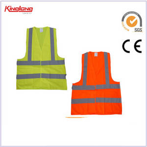 Wholesale safety tape: 2016 Hot Sale High Quality Dust-prood Waterproof Work Vest