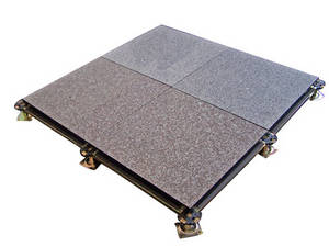 Wholesale Fireproofing Materials: Calcium Sulphate Access Floor  with Ceramic Finish