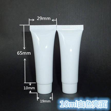 TUBING: Sell plastic cosmetic tubes