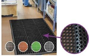 Wholesale rubber mat: Anti-Slip Rubber Mat