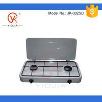 Sell Two Burner Table Gas Stove (JK-002SB)