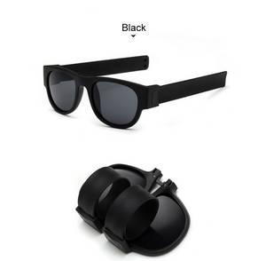 Wholesale sunglass: Fashion Silicone Slap Band Sunglasses
