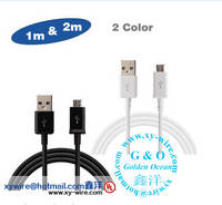 Sell 1m 2m OEM Sync Data Charging Cable Cord for Andriod phone