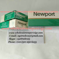 80mm Regular Size Hard Packed Newport Box Menthol Short Filtered Cigarettes