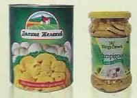 Canned Vegetables-Canned Mushroom
