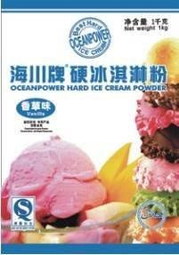 Wholesale chocolate: Oceanpower Hard Ice Cream Powder