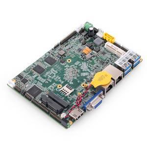 Wholesale busleddisplay: Intel Apollo Lake CPU Fanless Industrial Embedded Motherboard ENC-A901