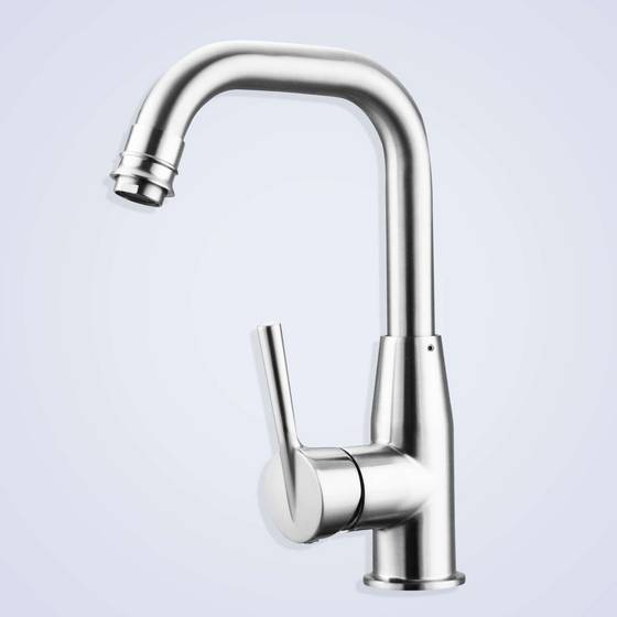 kitchen top: Sell China top sale high quality brass chrome kitchen faucet SRBF7021