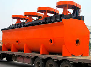 Wholesale large capacity water pump: Ore Flotation Machine