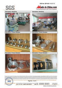 Wholesale General Mechanical Components Processing Services: CNC Machining Castings Motorcycle Machinery Parts