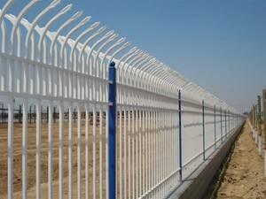 Wholesale Other Garden Supplies: Hot-Dip Galvanized Zinc Steel Fence, Wrought Iron Fence