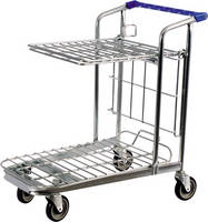 Supermarket Warehouse Trolley