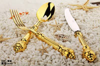 Sell China Sell Supply of gold-plated fork and knife