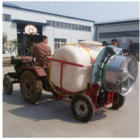 Agricultural Use 3 Point Linkage Mounted Tractor Orchard Sprayer for All Fruits 2
