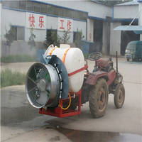 Agricultural Use 3 Point Linkage Mounted Tractor Orchard Sprayer for All Fruits 3