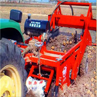 Hot Sale Agricultural Potato Harvester for 60HP Tractor