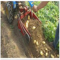 Good Performance Mini Potato /Sweet Potato Harvester for Walking Tractor