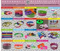 advertising Gifts Customized Environmental Activities with DIY Luminous Mosquito Repellent Bracelet