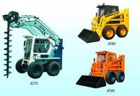 Sell JC SERIES SKID LOADER WITH CE AND EPA CERTIFICATE