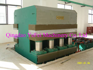 Wholesale tyre machine: For Overseas Market Double Jaw Type Tyre Tread Vulcanizing Machine