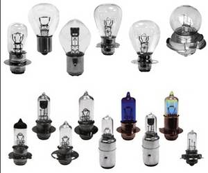 Wholesale Other Motorcycle Parts: Motorcycle Bulbs S25/67/RP30/RP35/T19/B35/G40/G25.5/T10