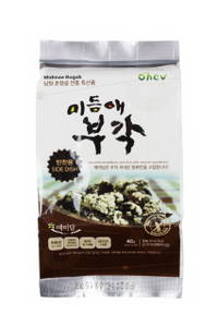 Wholesale korean rice wine: Picture 1 of Laver Snack in Pack(40g)