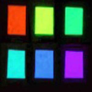 Wholesale Pigment: Photoluminescent Pigment