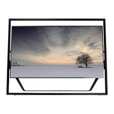Wholesale b: Samsung HU9000 78 Class 4K UHD Curved 3D Smart LED TV, WiFi, 4 Pairs Active 3D Glasses Included - B