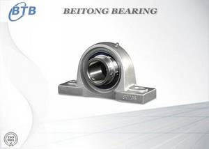 Wholesale abl tube pharmaceutical: Miniature Precision Insert Radial Ball Bearing / Bearing Pillow Block P307 UCP307C for Pump