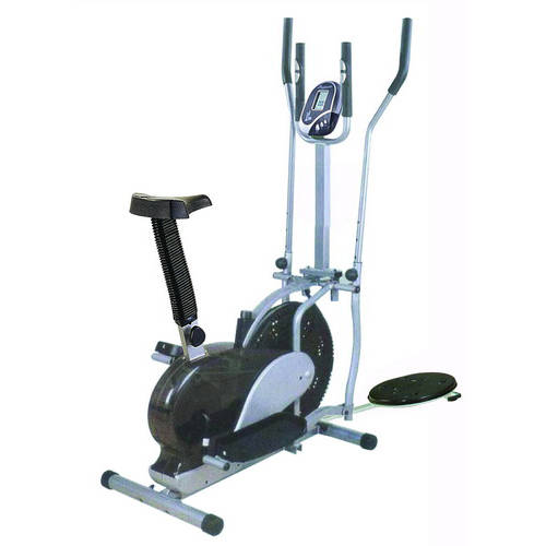 running elliptical to compared workout
