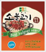 Beef Bulgogi Sauce