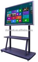 Portable 65 Inch All-In-One TV&PC Touch Monitor