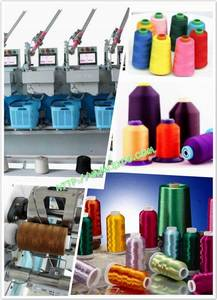 Wholesale sewing thread: Automatic Sewing Thread Winding Machine