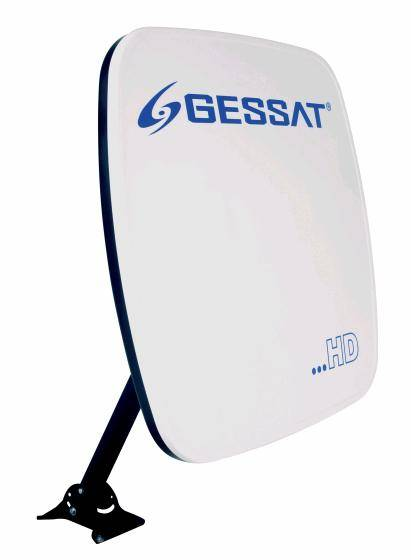 ges 600 flat antenna from ges elektronik a s turkey
