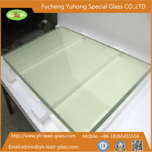 Wholesale stainless steel machinery equipment: Special Lead Glass