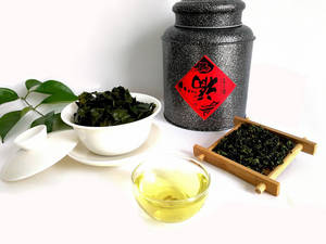 Wholesale chinese translator: Chinese Premium  Semi-fermented Tie Kuan Yin Oolong Tea (Refreshing Type) Oolong Tea