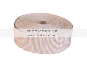 Wholesale tape: Made in China Vermiculite Fiberglass Tape Vermiculite Exhaust Wrap Header Wrap Heat Wrap
