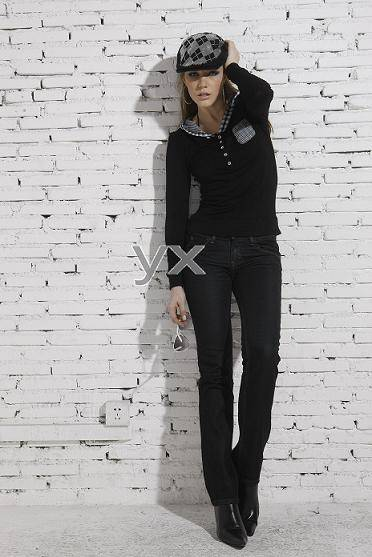 Sell Yinxuan Brand Jeans with factory price