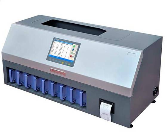 Financial Equipment: Sell high quality coin sorter